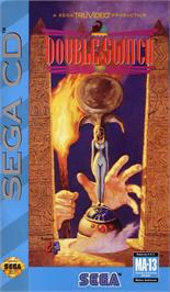 Box cover for Double Switch on the Sega CD.