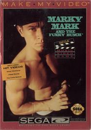 Box cover for Make My Video: Marky Mark and the Funky Bunch on the Sega CD.