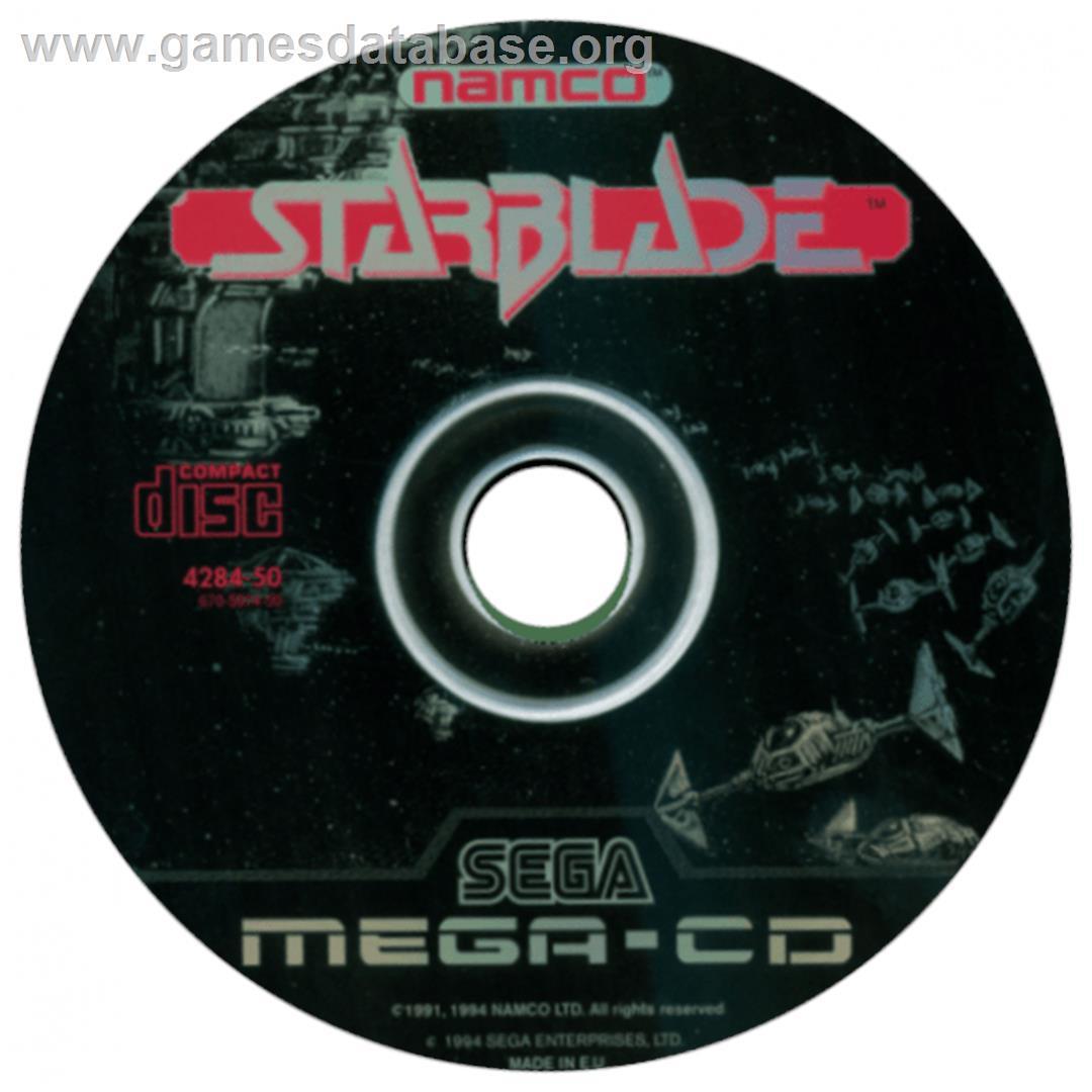 starblade   sega cd   games database