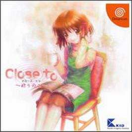 Box cover for Close To: Inori no Oka on the Sega Dreamcast.