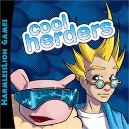 Box cover for Cool Herders on the Sega Dreamcast.