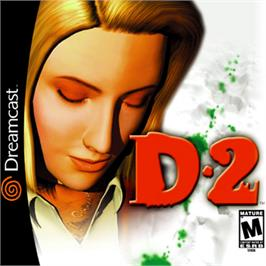 Box cover for D2 on the Sega Dreamcast.