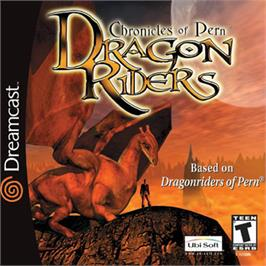 Box cover for Dragonriders: Chronicles of Pern on the Sega Dreamcast.