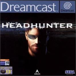 Box cover for Headhunter on the Sega Dreamcast.