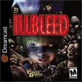 Box cover for Illbleed on the Sega Dreamcast.
