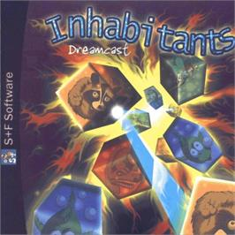Box cover for Inhabitants on the Sega Dreamcast.