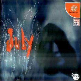 Box cover for July on the Sega Dreamcast.