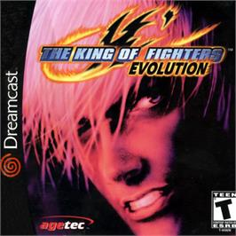 Box cover for King of Fighters '99 - Millenium Battle, The on the Sega Dreamcast.
