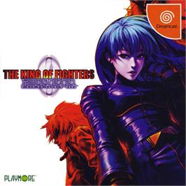 Box cover for King of Fighters 2000 on the Sega Dreamcast.