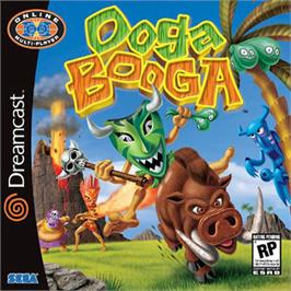 Box cover for Ooga Booga on the Sega Dreamcast.