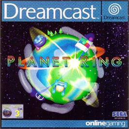 Box cover for Planet Ring on the Sega Dreamcast.