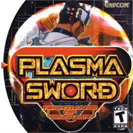 Box cover for Plasma Sword: Nightmare of Bilstein on the Sega Dreamcast.
