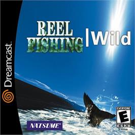 Box cover for Reel Fishing: Wild on the Sega Dreamcast.