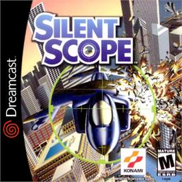 Box cover for Silent Scope on the Sega Dreamcast.