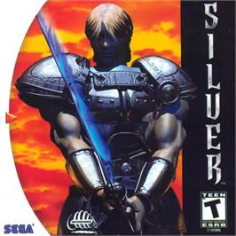 Box cover for Silver on the Sega Dreamcast.