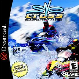 Box cover for Sno-Cross Championship Racing on the Sega Dreamcast.