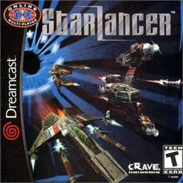 Box cover for StarLancer on the Sega Dreamcast.