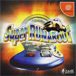 Box cover for Super Runabout: San Francisco Edition on the Sega Dreamcast.