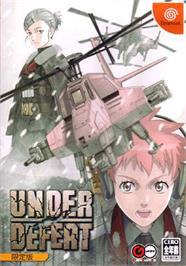 Box cover for Under Defeat on the Sega Dreamcast.