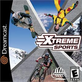 Box cover for Xtreme Sports on the Sega Dreamcast.