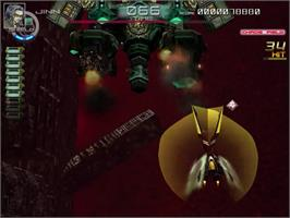 In game image of Chaos Field on the Sega Dreamcast.