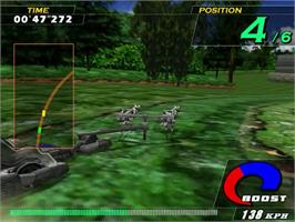 In game image of Zusar Vasar on the Sega Dreamcast.