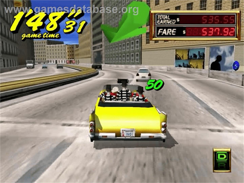 Crazy Taxi - GameSpot