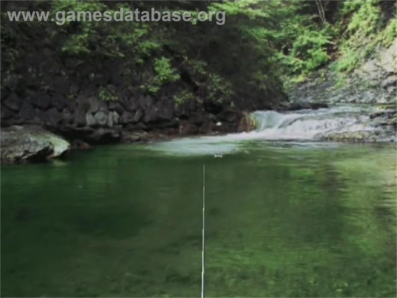 Reel fishing wild sega dreamcast games database for Reel fishing game