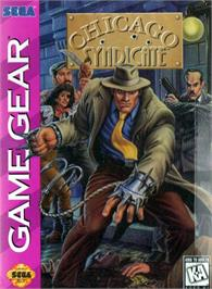 Box cover for Chicago Syndicate on the Sega Game Gear.
