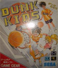 Box cover for Dunk Kid's on the Sega Game Gear.