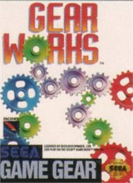 Box cover for Gear Works on the Sega Game Gear.