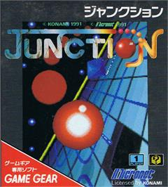 Box cover for Junction on the Sega Game Gear.