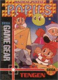 Box cover for Magical Puzzle Popils on the Sega Game Gear.