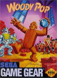 Box cover for Woody Pop on the Sega Game Gear.