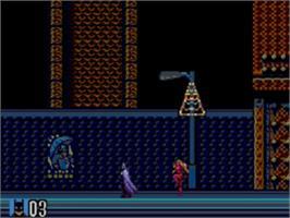 Batman Returns - Sega Game Gear