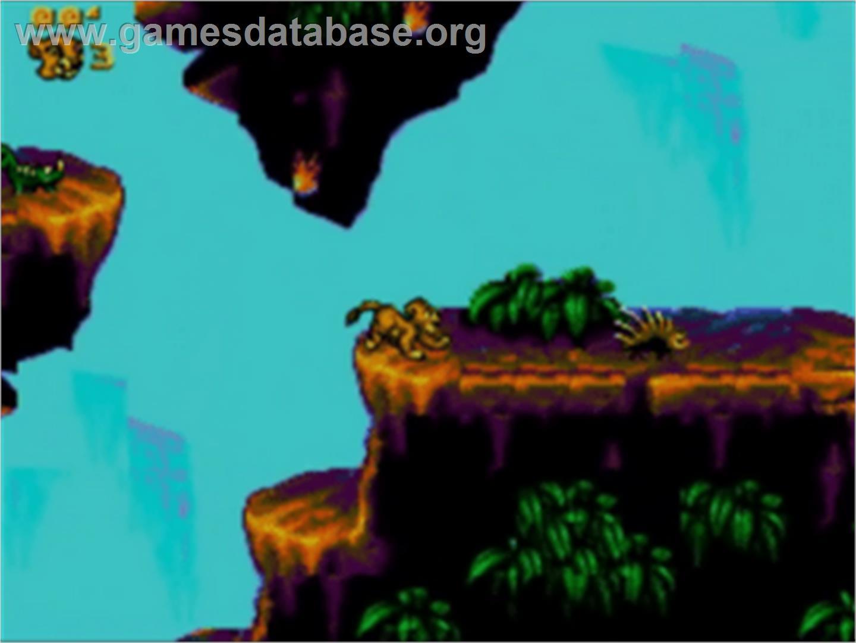 Lion King Sega Game Gear Games Database