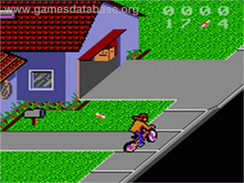 Paperboy 2 Sega Game Gear Games Database