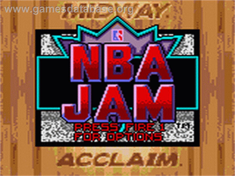 Nba Jam Sega Game Gear Games Database