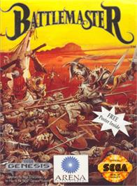 Box cover for Battle Master on the Sega Genesis.