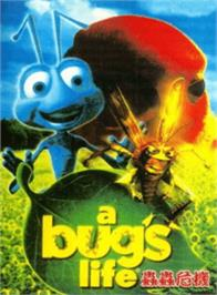 Box cover for Bug's Life, A on the Sega Genesis.