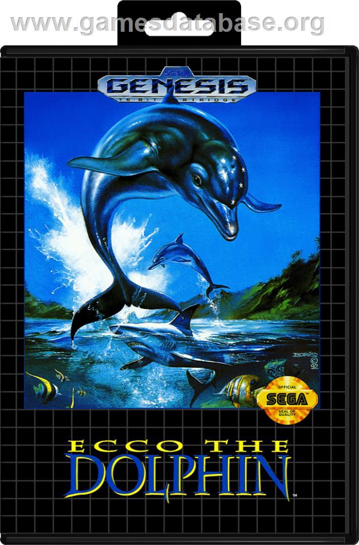 Ecco The Dolphin Sega Genesis Games Database