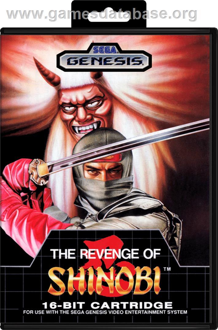 Shinobi Sega