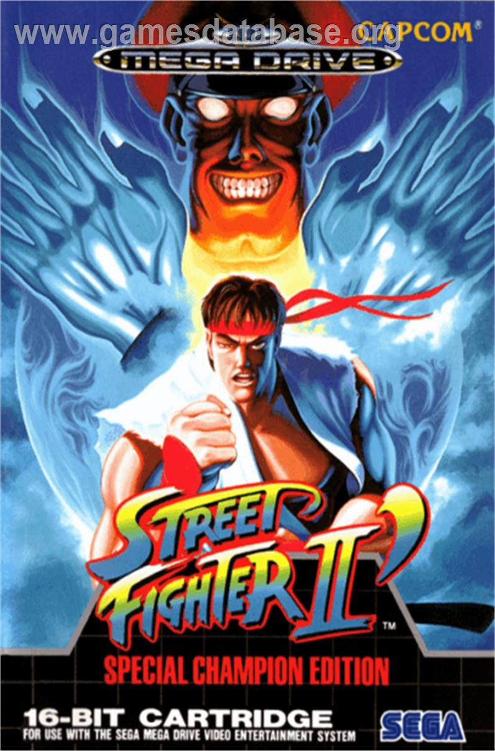 Super Street Fighter II -  ad