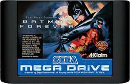 Batman Forever Sega Genesis Games Database