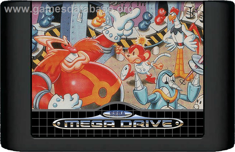 play dr robotnik s bean machine