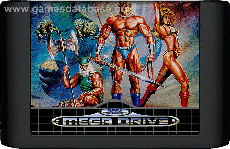 golden axe genesis: