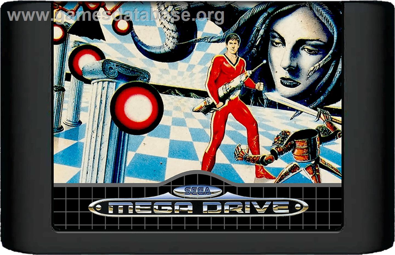 Sega Genesis Space Shooter Space Harrier Ii Sega Genesis Games Database Space Harrier Ii Sega