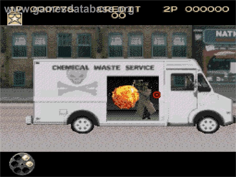 Lethal Enforcers - Sega Genesis