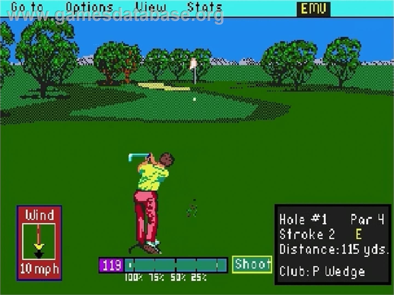 golf pga:
