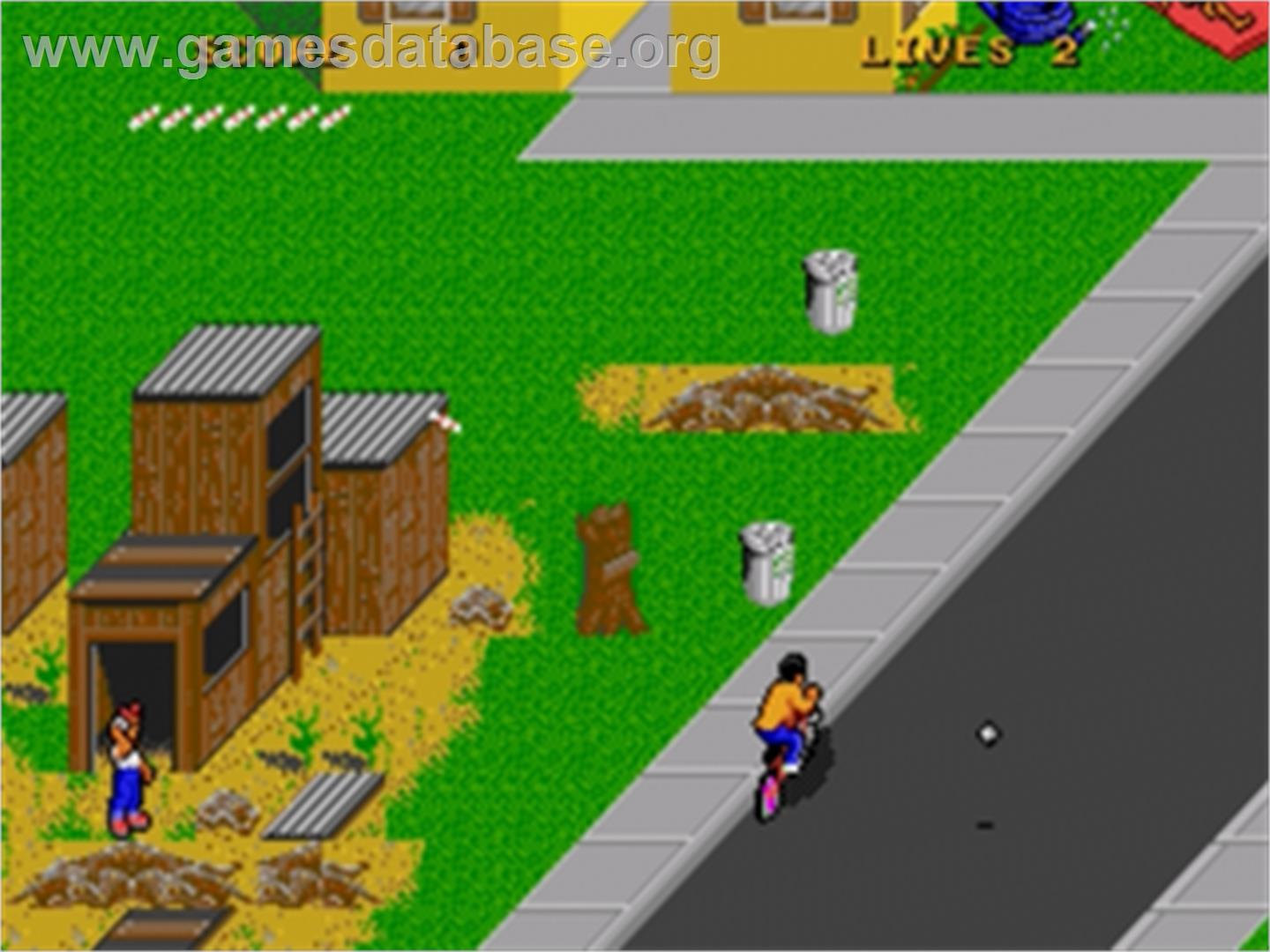 Paperboy 2 Game Related Keywords & Suggestions - Paperboy 2